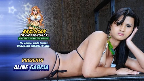 Aline Garcia - Stretches Her Hole! 2011 Khan, Grooby Productions. [HD/720p]