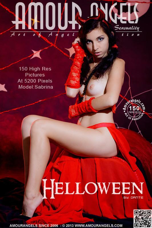 Sabrina  - HELLOWEEN (х150)