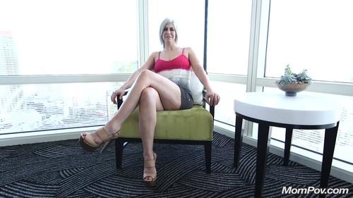 Mompov.com -  Avery blondie anal creampie BONUS