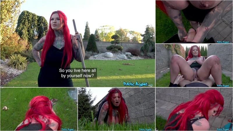 Sabien Demonia - Cum play in my lady garden [FullHD 1080P]