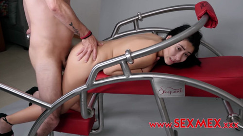 "Angie Miller in ""Taboo Job"" [SD]"