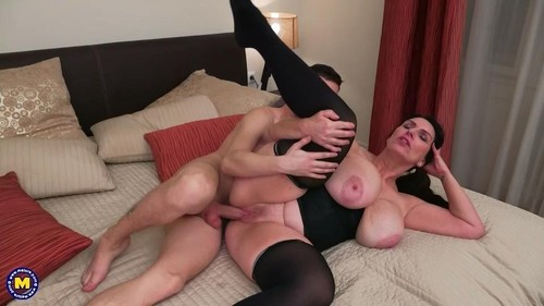 """Josephine James in """"Big Breasted Josephine James Having Sex With Her Toy Boy"""" [SD]"""