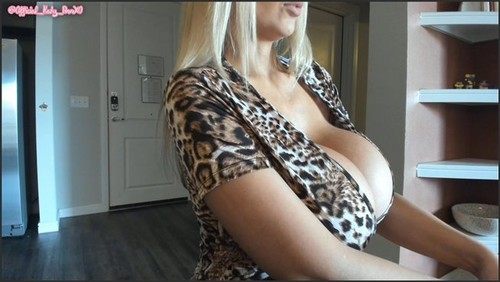 I LOVE HAVING HUGE TITS - Katy AnnXO  - iwantclips
