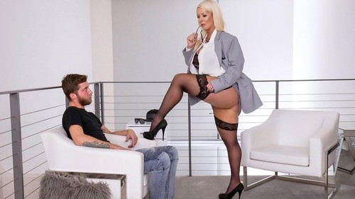 Alura Jenson - A New Level Of Milf Thiccness (2019/SD)