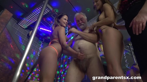 Learning Two - Young Strippers How To Fuck [SD/400p]