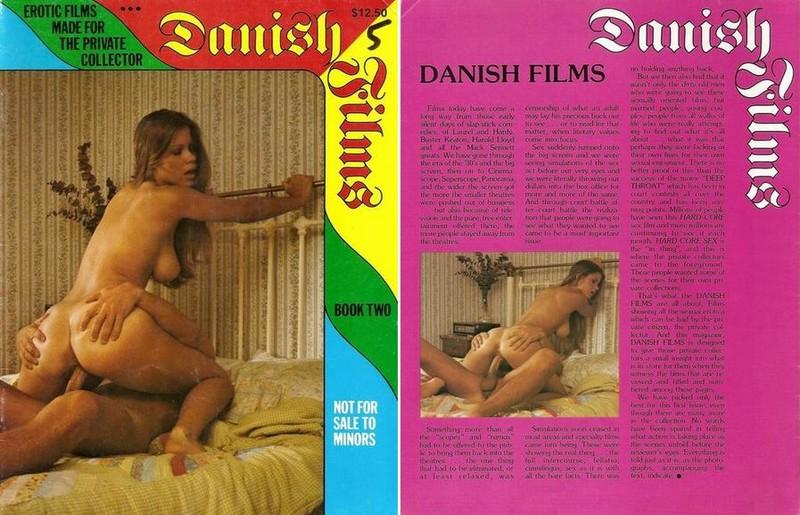 Danish Films - Book Two (1970s) JPG