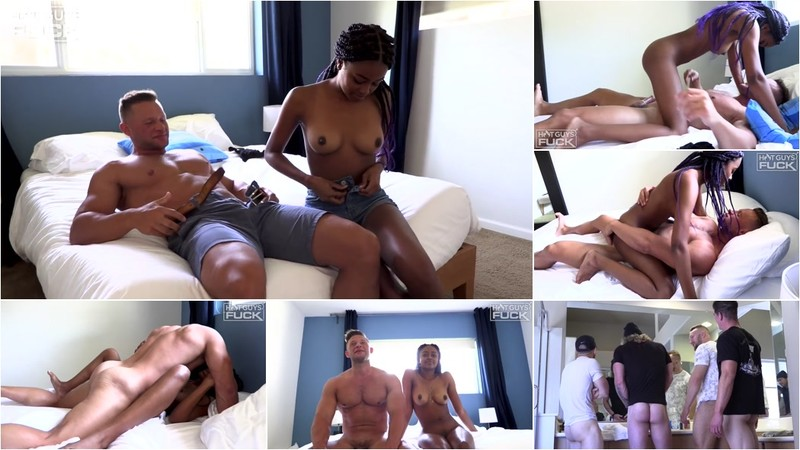HANDSOME NEWBIE HEATH STALLONE SHOULD HAVE TAKEN TOO HARD TO KEEP UP WITH DESTINY MIRA [FullHD 1080P]