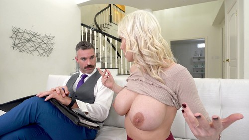 Kenzie Taylor - Is Getting Divorced And Hired A Paralegal To Fuck Her (SD)