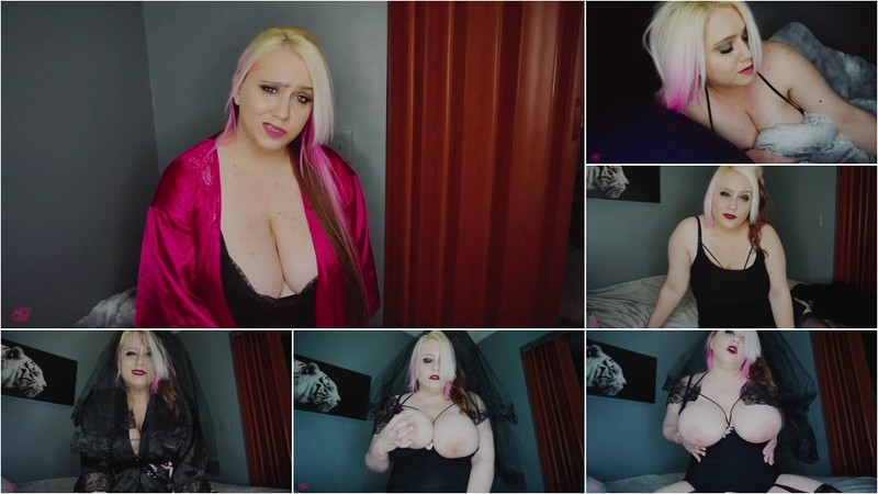 Dina Sky – Widowed Mommy: Son's Fantasy [FullHD 1080P]