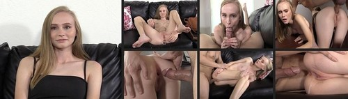 Victoria - Backroom Casting Couch [HD/720p]