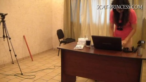Another day in the office part 08 Jessy hd - Femdom Scat, Humiliation Scat, Copro Video