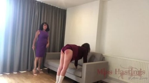 Sent Home From School - Spanking and Whipping, Punishment