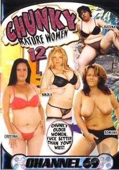 Chunky Mature Women #12