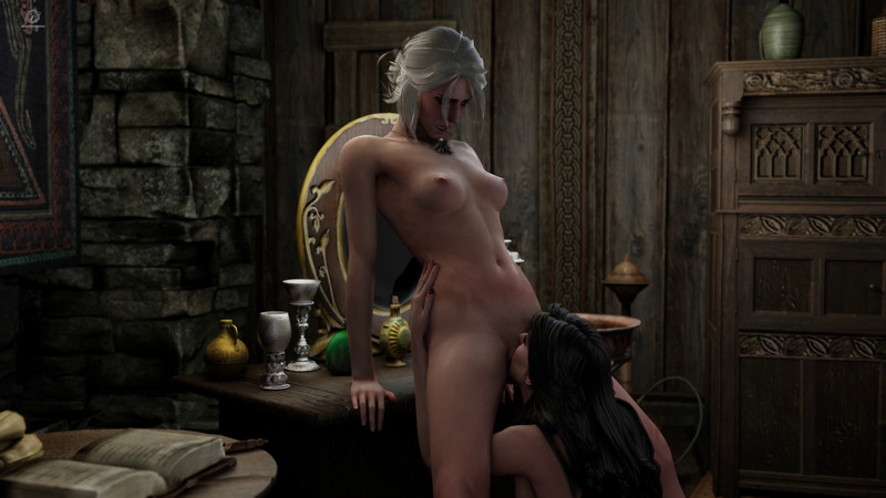 Yennefer Eat Ciri Pussy by Pewposterous | The Witcher