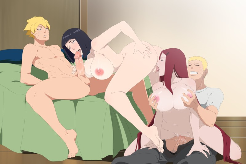 Boruto: Naruto Next Generations Hentai Collection 29 • Hentai Arena