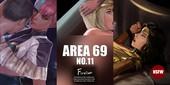 Area69 No.11 - Mercy (Overwatch porn comic) by Firolian