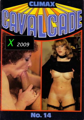 Cavalcade 13x Vintage Porn Magazines Cover