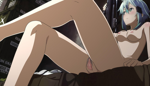 New Sword Art Online Hentai Collection (218 Lewd Pictures) 161 • Hentai Arena