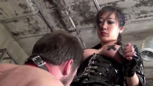 Luna Li - Shut Your Mouth, Open Your Ass - Worship, Mistress, Femdom Porn