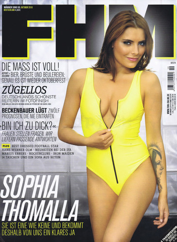 FHM Germany Collection Pack Cover