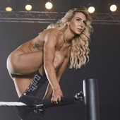 """WWE Star Charlotte Flair Poses Nude for the ESPN """"Body"""" Issue"""