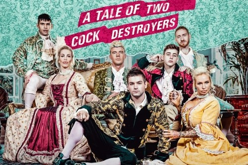 Johnny Rapid, JJ Knight, Ty Mitchell, Joey Mills - A Tale Of Two Cock Destroyers Episode 4