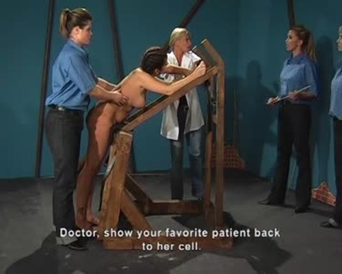 Prison Story - Spanking and Whipping, Punishment