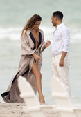 Chrissy Teigen Gets Naked at the Beach for Photoshoot