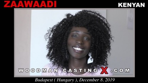 "Zaawaadi in ""Casting X 216"" [SD]"