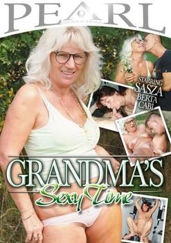 Grandma's Sexy Time