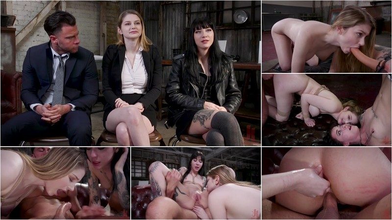 Bunny Colby And Charlotte Sartre [HD 720P]
