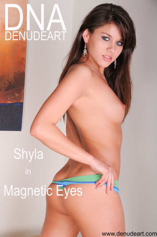 Shyla - Magnetic Eyes (x101)