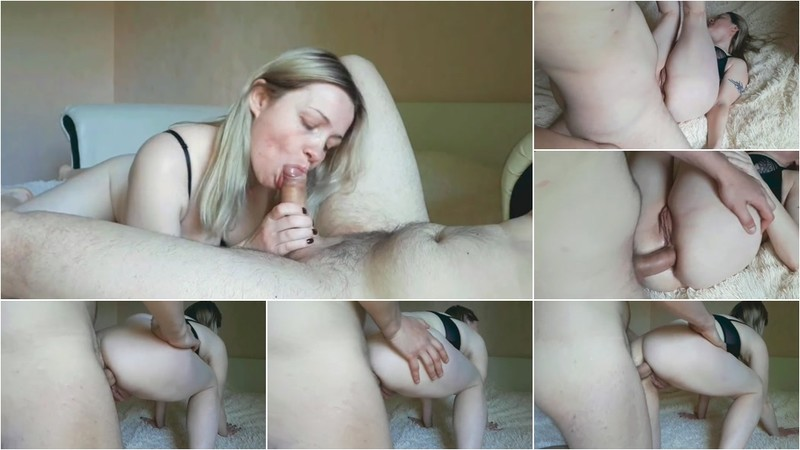 LollyLoo - Exclusively Anal Sex [HD 720P]