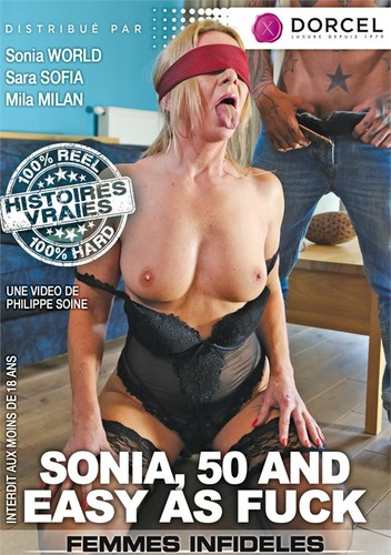 SONIA, 50 AND EASY AS FUCK / 50 ANS, SONIA FEMME FACILE (2016)