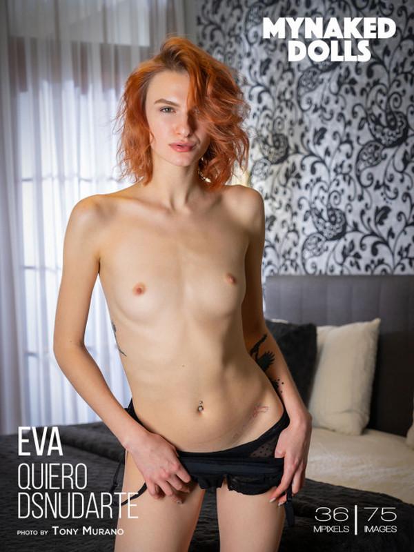 Eva - Guiero Desnudarte