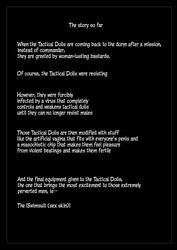 Hoshi 5 Hand Gun ga Sex Skin o Kiserarete Love Doll Mission o Shiirrareru Hon