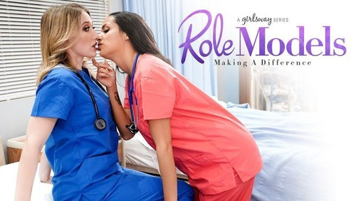 Riley Reyes, Sofi Ryan - Role Models Making A Difference [SD/544p]