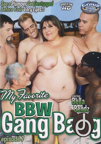 My Favorite BBW Gang Bang 7