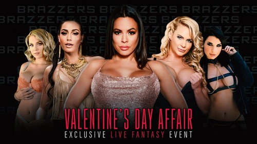 Brazzers Live Valentines Day Affair [SD]