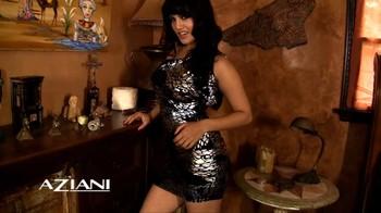 Do you like Sunny Leone's soft sexy dress, HD