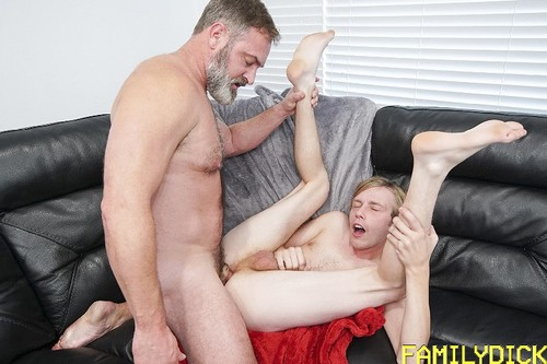 FamilyDick - Sports Massage: Skylar Hill, Kristofer Weston Bareback