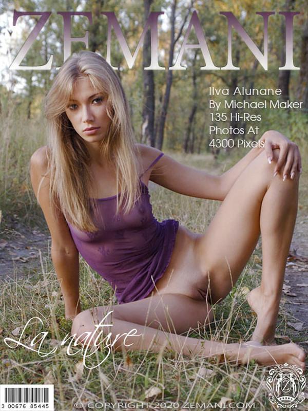 Ilva Alunane - La nature   (02-20-2020)