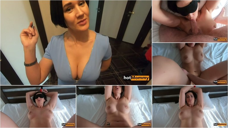Hot Mommy - Mom was found by Stepson Handcuffed [FullHD 1080P]