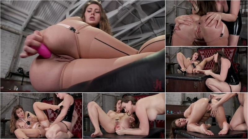 Chanel Preston, Paige Owens - Wide Open: Chanel Preston Stretches Out Paige Owens' Permagape Asshole [SD 540p]