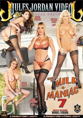 Manuel Is A Milf-O-Maniac 7 [SD]