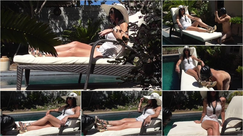 Goddess Kim Pool Service - Watch XXX Online [FullHD 1080P]
