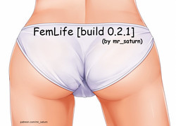 FemLife Build 0.3.5 Plus Fixed by Mr_saturn