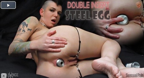 Abigail Dupree - Double Insert Steel Egg (HD)