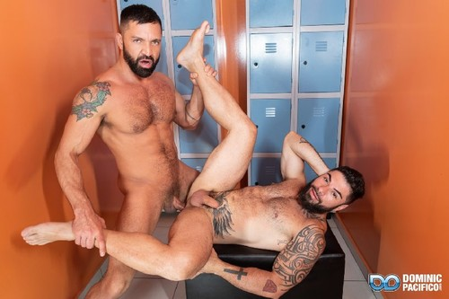 DominicPacifico - Bury My Bone In Fabio Floriano Bareback