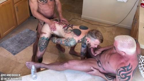 RawFuckClub - Boujee Bathroom Fuck Part 1: RCandDigger, Jack Fader Bareback
